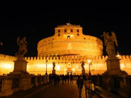 Castel Sant' Angelo by rumorenelvento
