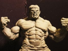 The Hulk Rough 01 by dankatcher