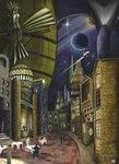 Saturnian City Finished by HendelMasad