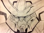 Galvatron (Animated) by NotoriousAkber