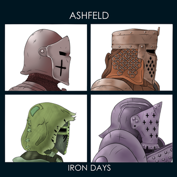 For Honor:  Iron Days by ThisJPguy