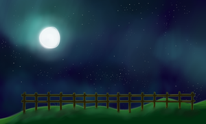 The Fence by Jeanniebear