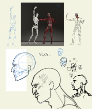 Study Of Humanoid by Virtual-SG