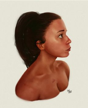 Profile Study by Chansey123