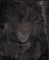 Fall Portrait of Jazmen Ambrotype 2 by DustinPanzino