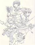 Final Fantasy Crystal Chronicles by rozemaw