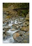 Haast Pass Waterfall by anjules