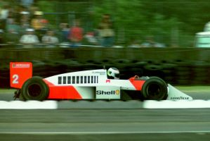 Stefan Johansson (Great Britain 1987) by F1-history