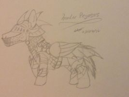 Hunter Pegasus by scary81
