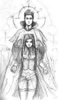 ergo proxy - rough by cqb