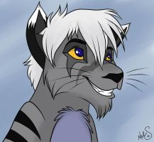 Headshot for KanuTGL by Miss-Melis