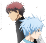 Kuroko no basket 223:  The miraculous encounter by NarutoRenegado01