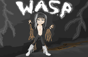 I am a W.A.S.P. fan, hehe by purple-telvanni