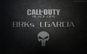 CoD- Black Ops Wallpaper PSN by deyvidperes