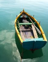Maltese Rowboat by gordo99