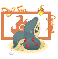 Pokemon Day 7 by pastelxtentacles