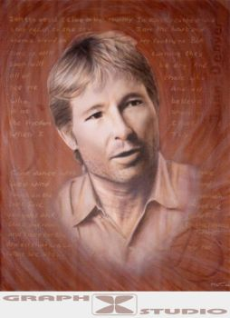 In memoriam John Denver by Graphxstudio