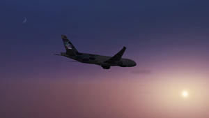 As Love Finds a Place in Every Airspace by FadhilPF