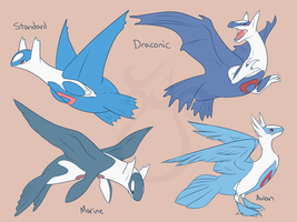 Latios by LinksEyebrows