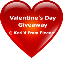 Valentines day giveaway by Woolyartist