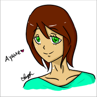Request: Ayame by ThriceCreamLover03