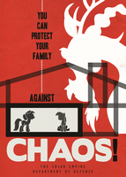Against Chaos! by BTedge116