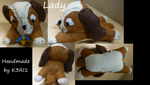 Lady Plush by K3RI1