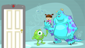 Monsters Inc. by brockrizy