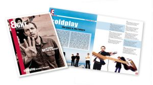 Magazine Layout by kalamogiorgosg