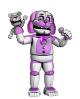 Funtime Moncho by ArtisticaSplatpaint