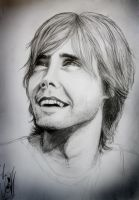 Jared Leto by Anna-Kafka