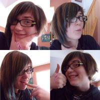 there are four of me by moldypotatoes