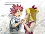 Natsu and Lucy - Dance. by GirlxFlower
