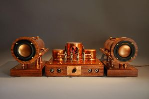 Steam Amp With Speakers 01 by AEvilMike