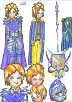Jacob Concept Drawings by ZOMGwingly