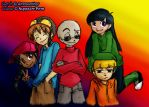 +KND+ Group Pic by sapphire-pyro