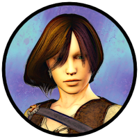 RPG Character Token by Akael