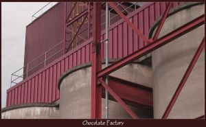 Chocolate Factory by mxtheory