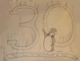 30 years of excellence by Rhino0