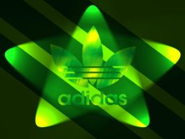 Adidas Green by DJAcA