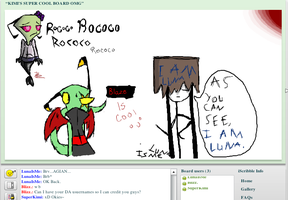 iScribble by Blizzard133
