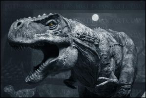 Walking with Dinosaurs- T rex4 by WhisperedLitany08