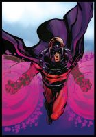 Magneto: Colours by stokesbook