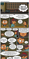 Animal Crossing: Adventures Page 1 by Zerochan923600