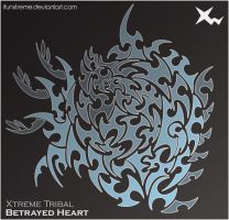X3me Tribal - Betrayed Heart by ifunxtreme