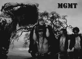 MGMT Wallpaper. by C-Jady