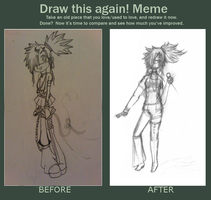 Before and After meme by Suiei-koi