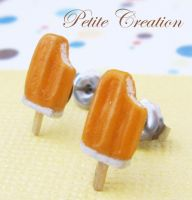 ice cream popsicle earrings3 by PetiteCreation