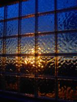 Sun Sparkles Window by LDFranklin