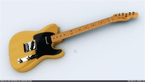 Telecaster by entangle